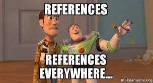 Everywhere Meme - references references everywhere buzz and woody toy story