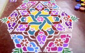 rangoli decoration dotted rangoli designs for diwali decoration