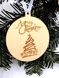 personalized christmas ornament holiday ornament engraved