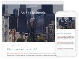 sales playbook template quickly create your playbook inkling