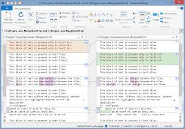 comparing text files or typed pasted text
