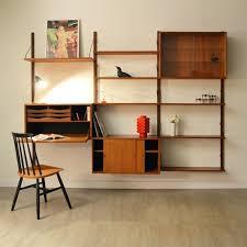 bibliothèque bureau intégré design bibliotheque bureau integre ikea idées pour la maison