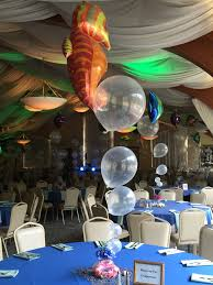 theme centerpiece the sea theme centerpiece albany wedding dj sweet 16 dj