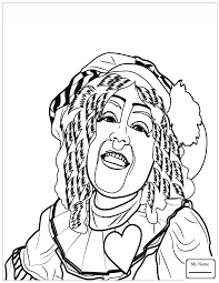 coloring pages circus activities cartoon clown colorpages7 com