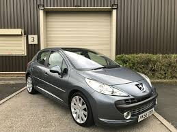 peugeot 207 sedan 56 2006 peugeot 207 ribble cars