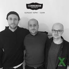 communion presents communion presents on radio x 26th nov by communion presents on