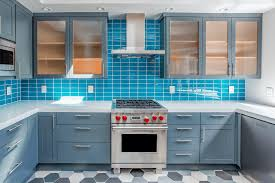 blue kitchen cabinets blue kitchen and blue kitchen cabinets
