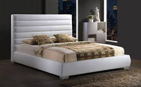 time living chessington faux leather bed mattress online
