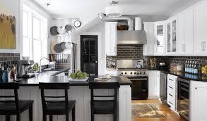 kitchen black white kitchen ideas features black kitchen cabinet