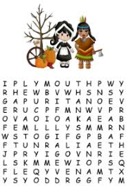 Thanksgiving Fun Pages Thanksgiving Printables Homeschooled Kids Online