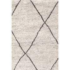 numa charcoal hand knotted rug dash u0026 albert