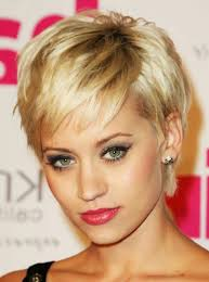 short hairstyles for fine hair round faces hairstyles for fine