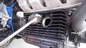 bmw k100 filter k100 motorbike sight glass removal
