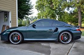 porsche 911 dark green 2003 porsche 911 turbo rennlist porsche discussion forums