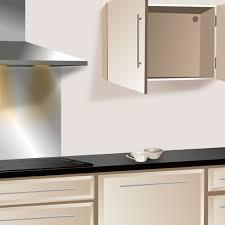 fixer une cuisine sur du placo comment fixer un meuble haut de cuisine dans du placo amazing au mur