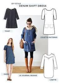 best 25 shift dress patterns ideas on pinterest simple dress