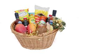 get well soon gift basket caribbean christmas a gift basket from heaven