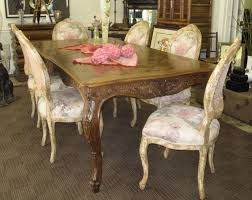 french dining room table french provincial dining room table