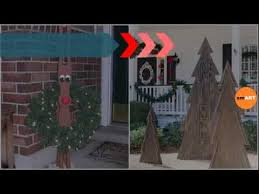 Cheap Animated Outdoor Christmas Decorations by Outdoor Holiday Decorations Cheap Xmas Decorations Youtube