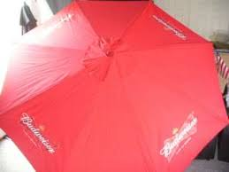 Budweiser Patio Umbrella Birra Patio Umbrella On Popscreen
