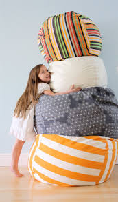 Oversize Bean Bag Chairs 5 Diy Seats To Sew For Your Home Andrea U0027s Notebook