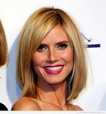 medium hairstyles round face styles