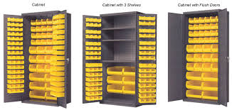 cabinet with shelves and doors bin shelving cabinets pick racks plastic bins shelving bin cabinets