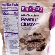 308 best snacks images on brach s chocolate peanut clusters 11 oz walmart com