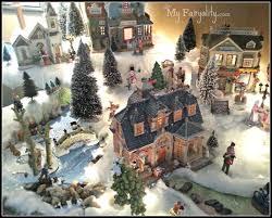 248 best christmas village images on pinterest christmas