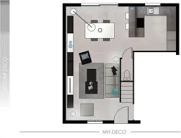 cuisine ouverte sur salon 30m2 amenagement salon salle a manger 30m2 amenager et cuisine ouverte