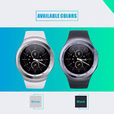 2017 factory 1 22 inch android smart watch with heart rate monitor