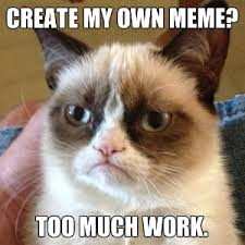 How Do I Make My Own Meme - 5 awesome meme generators on the web nbc daily