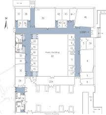 csu building floor plans music building california state university stanislaus