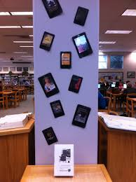 images about ebook display ideas on pinterest library displays