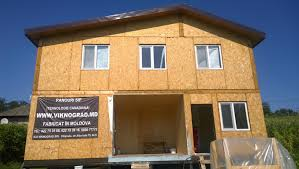 structural insulated panel for houses made in moldova