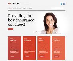 12 best insurance agents wordpress templates u0026 themes free