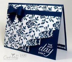 Drapery Shops Floral Bg Color With Distress Inks On Raised Dry Embossed Card By