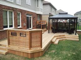 pergola design magnificent decking pergola building a deck and