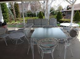Mesh Wrought Iron Patio Furniture by The Most Beautiful View Of Vintage Wrought Iron Patio Furniture