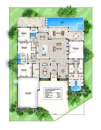 Swimming Pool House Plans House Plan Contemporary Small House Plans Thepotterytree With