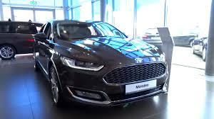 ford fusion eco boost 2015 2016 ford fusion mondeo vignale 2 0 ecoboost 240hp mk v