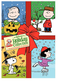 peanuts happy thanksgiving amazon com peanuts holiday collection it u0027s the great pumpkin