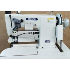 needle cylinder bed ornamental pattern stitching machine