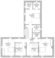 Floor Plans For Cottages And Bungalows by 100 Cottages Floor Plans Wilks Cottage House Plan House