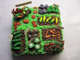 20 best garden cake images on pinterest garden cakes modeling