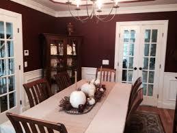 Benjamin Moore Dining Room Colors Painted This Week Benjamin Moore Raisin Torte A Bit Dark But