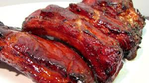 how to make chinese bbq pork ribs char siu chinese food recipe