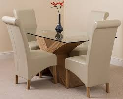 dining tables round glass table ideas glass dining room tables