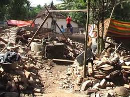 earthquake jogja earthquake in yogyakarta youtube
