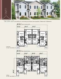 Multi Family Apartment Floor Plans Champion Homes Multi Family U0026 Apartments